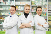 team of pharmacist